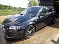 Audi A3 2.0TDI ( 140ps ) Sportback 2012MY Black Edition