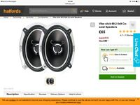 Car 6x9 speakers. Great condition.