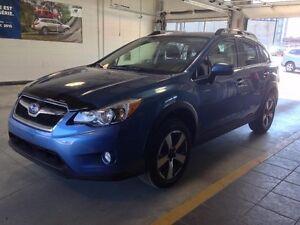 Subaru Xv Crosstrek Hybrid 2015
