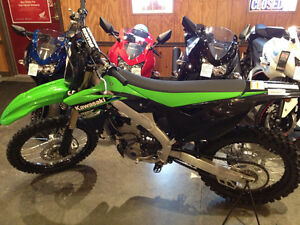 2012 KX250F Mint Condition Competition Bike For Sale