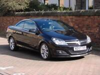 FINANCE AVAILABLE! 2007 VAUXHALL ASTRA 1.9 CDTi SPORT TWIN TOP 2dr CONVERTIBLE