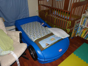 Little Tikes Race Car Bed (SOLD PPU)