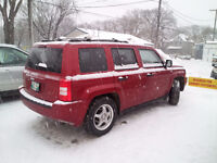 2008 Jeep Patriot NEWER SAFETY