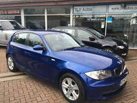 57 BMW 118D SE 76,000mls