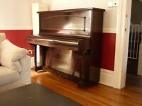 Vickers Upright Piano