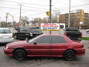 **1998 Pontiac Grand Am** Certified & E-tested