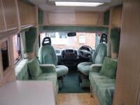 2003 Peugeot Autocruise Starquest Motorhome 2.0 HDI PAS