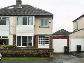 Semi Detached House Available, Stoneyridge Avenue, Bradford BD9