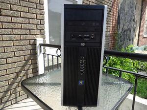 Ordinateur HP Compaq 8000 Intel Core 2 Quad 2.83 GHz 1TB
