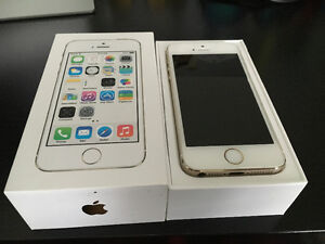 iPhone 5s 16GB - Great Condition - Bell or Virgin