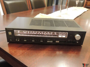 Technics SA-121 AM/FM Analog Stereo Receiver- 50 W/ch, Phono