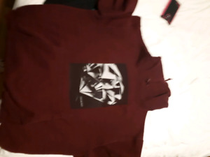 MEN'S diamond hoody XL