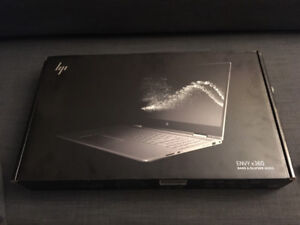 HP ENVY X360 - Premium 15.6 Touch 2-In-1 Notebook ( I5 8GB 1TB )