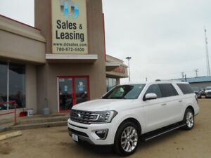 """2018 Ford Expedition Max Limited/22"""" rims/Pano roof"""