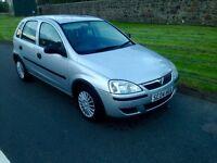 Vauxhall Corsa 12 month MOT
