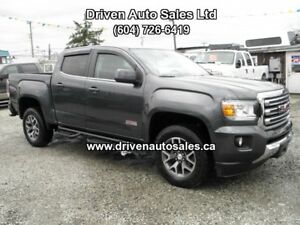 2015 GMC Canyon All Terrain leather Navigation Pickup Truck