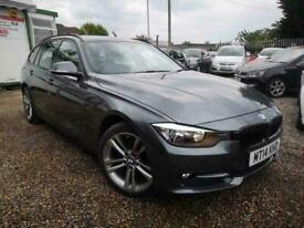 BMW 3 SERIES 316i SPORT Touring Auto Automatic 5 Door
