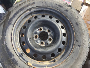 Toyota Camry time and tires
