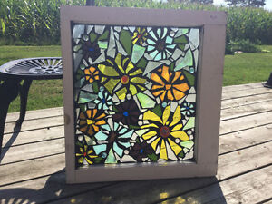 30% OFF ALL INSTOCK MOSAIC STAINED GLASS WINDOWS! Stratford Kitchener Area image 6