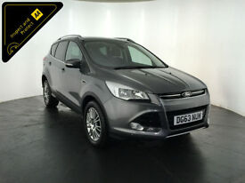2013 63 FORD KUGA TITANIUM TDCI 1 OWNER SERVICE HISTORY FINANCE PX WELCOME