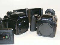 Pentax 645 Complete Outfit
