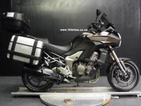62 KAWASAKI KL VERSYS 1000 ACF ABS WITH 3 X LUGGAGE 18,000 MILES