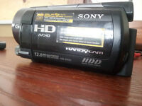 Sony HDR-XR520 240GB High Definition Handycam - video camera