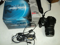 VENDS CANON EOS REBEL XT