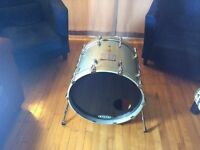 Yamaha Maple Custom Absolute 20x16