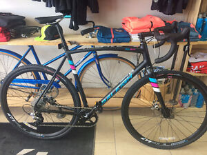 2017 RALEIGH RX 2.0 CYCLOCROSS