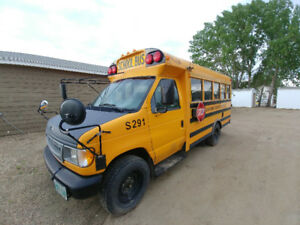 School Bus for Tender