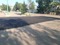 Asphalt paving services for CHEAP.
