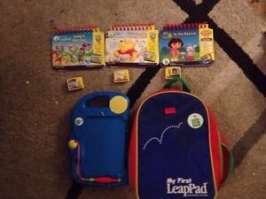 My 1st leapPad learning system . AVAILABLE