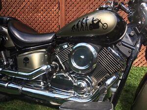******!!!!!!  Yamaha V-Star 1100 2005  !!!!!!******