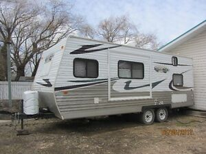 2010 Creekside 21ft Camper $14,500 obo