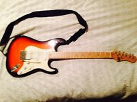 RB (Fender stratocaster copy) right handed electric guitar