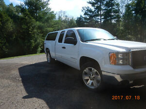2008 GMC Sierra 1500 SLE Pickup Truck Handicap / Wheelchair