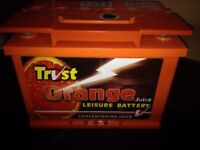 Leisure/car battery 85 amp