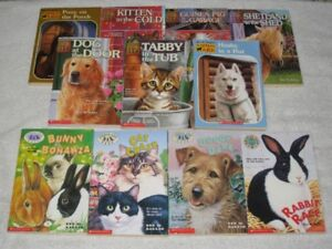 ANIMAL ARK - CHILDRENS BOOKS - GREAT SELECTION - CHECK IT OUT!