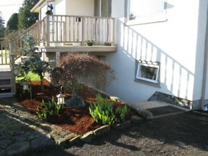 AVAIL. June 1st. RENOVATED LARGE BRIGHT SUITE ACROSS FROM BEACH