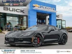 2019 Chevrolet Corvette Grand Sport 2LT  - Leather Seats