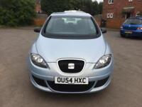 2005 Seat Altea 1.6 Reference Long Mot 2 Owners 70000 Miles