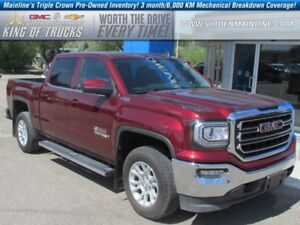 2016 GMC Sierra 1500 SLE | | Rear Vision Camera | Wireless Charg