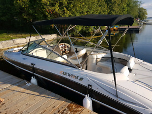 2005 four winns horizon 230 bowrider