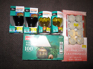 Assorted Light Bulbs - Choose LOT A1 or A2 Kitchener / Waterloo Kitchener Area image 1