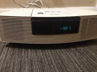 Bose Wave AWRC3P cd/radio player with aux