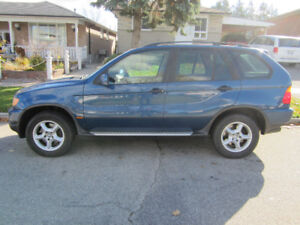 2002 BMW 3.0i SUV, Sports Package   Safety & E-Test Included
