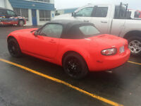 Looking for parts for a 07 Miata