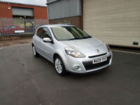 2009 09 RENAULT CLIO 1.2 ( 75bhp ) DYNAMIQUE ONLY 79K MILES