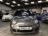 Fiat 500 Twinair S Hatchback 0.9 Manual Petrol